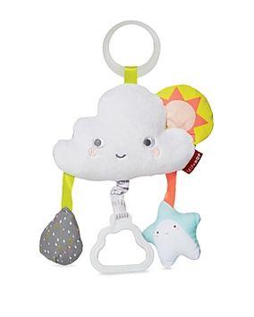Skip Hop Silver Lining Cloud Jitter Stroller Toy by Skip Hop