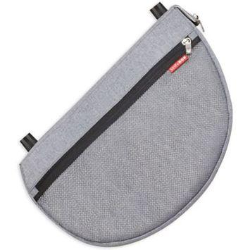 Infant Skip Hop Grab & Go Stroller Saddlebag, Size One Size - Grey