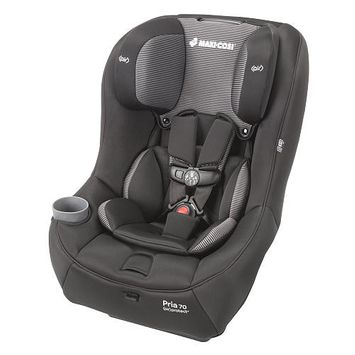 Maxi-Cosi Pria 70 Car Seat Fashion Kit - Black Gravel