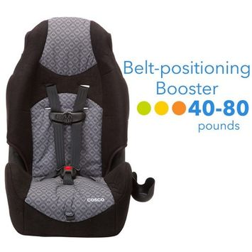 Cosco Highback 2-in-1 Booster car Seat - Cam
