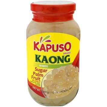 Kapuso Kaong White Sugar Palm Fruit in Syrup