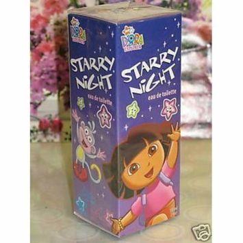 Dora Starry Night by Dora The Explorer Eau De Toilette Spray 3.4 oz for Women