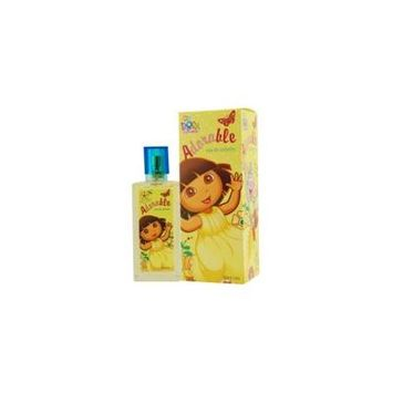 DORA THE EXPLORER by Compagne Europeene Parfums - ADORABLE EDT SPRAY 3.4 OZ - WOMEN