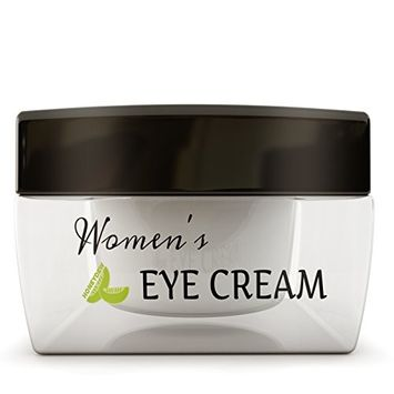 Natural Anti Wrinkle Face Cream - Best Anti Aging Cream for Women - Eye Cream for Dark Circles and Puffiness Under Eye Formula For Wrinkles Crow's Feet Face Firming & Tightening Daily Moisturizer