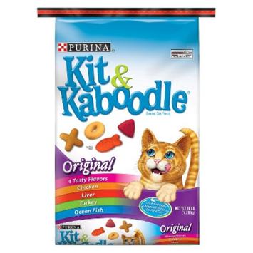 Purina Kit N Kaboodle Kit & Kaboodle Original Dry Cat Food - 16 lb