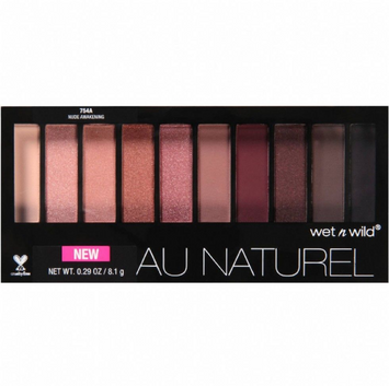 wet n wild Au Naturel Eyeshadow Palette