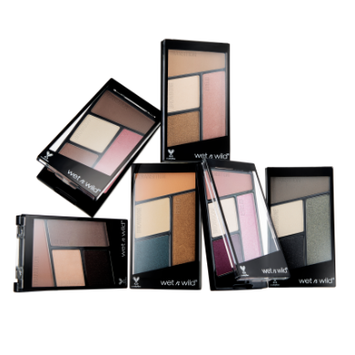 wet n wild ColorIcon Eyeshadow Quad