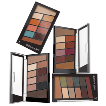 wet n wild® ColorIcon Eyeshadow 10 Pan Palette