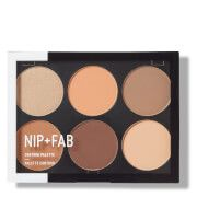 NIP+FAB Make Up Contour Palette - Medium