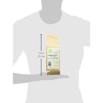 Tiny Footprint Coffee - The World's First Carbon Negative Coffee | Organic Signature Blend Espresso Roast, Whole Bean Coffee | 16 oz [Whole Bean]