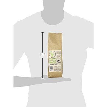 Tiny Footprint Coffee Organic Cold Brew Cold Press Elixir, Whole Bean Coffee, 1 Pound [Whole Bean]