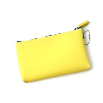 p+g design Silicone Pouch by p+g design - Yellow