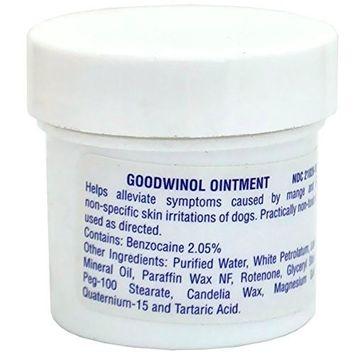 Goodwinol Ointment 1oz