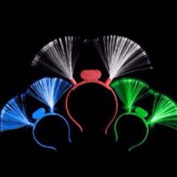 Assorted Fiber Optic Headbands