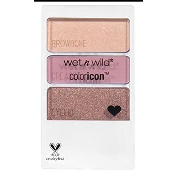 Wet N Wild Limited Edition Coloricon Eyeshadow Palette 34887 Hieroglyphic Heart