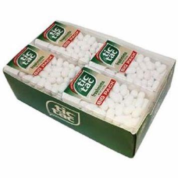 Product Of Tic Tac, Mint Freshmints Pack, Count 12 (1 oz) - Mints / Grab Varieties & Flavors