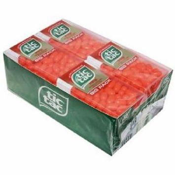Product Of Tic Tac, Mint Orange Pack, Count 12 (1 oz) - Mints / Grab Varieties & Flavors