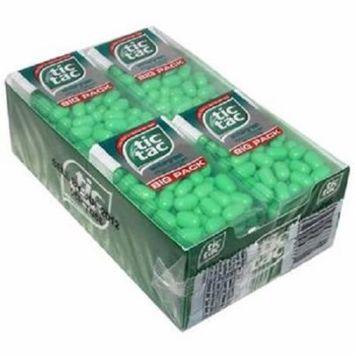 Product Of Tic Tac, Mint Wintergreen Pack, Count 12 (1 oz) - Mints / Grab Varieties & Flavors
