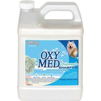 Tropiclean Oxy Medicated Shampoo for Puppies and Kittens [Medicated Shampoo]
