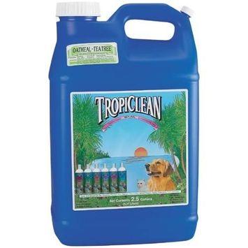 Tropiclean Oatmeal and Tea Tree Pet Shampoo