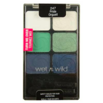 wet n wild ColorIcon 6 Pan Eyeshadow Palette