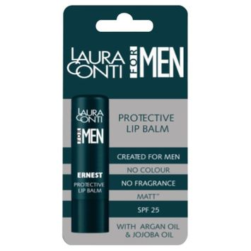 LAURA CONTI - Protective Lip Balm SPF 25 (For Men) 1 pc