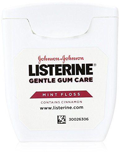 Listerine Gentle Gum Care Woven Floss