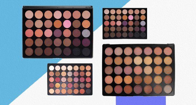 The Best Morphe Eyeshadow Palettes: 902K Reviews