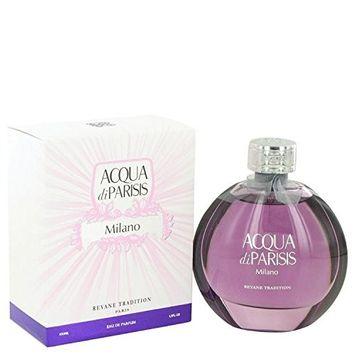 Acqua di Parisis Milano by Reyane Tradition Eau De Parfum Spray 3.3 oz