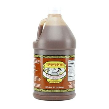 Pepper Plant California Style Hot Sauce (Original, 2 Gallons)