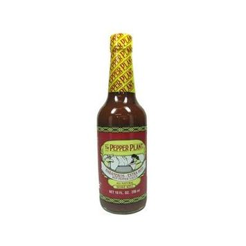 The Pepper Plant Habanero Extra Hot California Style Hot Pepper Sauce 10 Oz.
