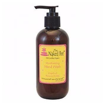 Naked Bee Hand Wash 8 Oz. - Grapefruit Blossom Honey