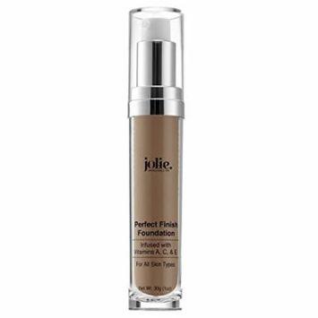 Jolie Perfect Finish Liquid Foundation Makeup SPF 15 Oil Free (DC2)