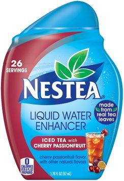 Nestea® Iced tea with Cherry Passionfruit Liquid Water Enhancer