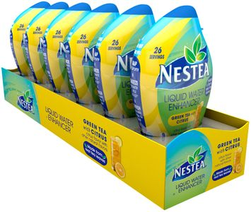 nestea® green tea with citrus liquid water enhancer