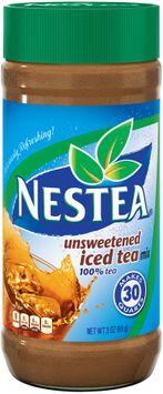 Nestea® Unsweetened Iced tea Mix
