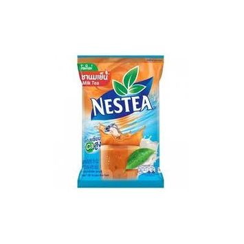 Nestea Instant Thai Milk Tea Mix Powder 455g (35g x 13 Sachets)