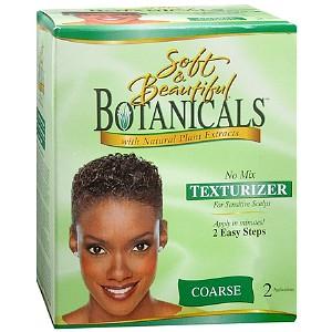 Soft & Beautiful Botanicals No Mix Texturizer Kit