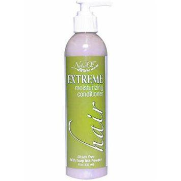 NaturOli Extreme Hair Moisturizing Conditioner with USDA Certified Organic Soap Berry Powder! Gluten Free.