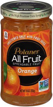 Polaner® All Fruit® Orange Spreadable Fruit