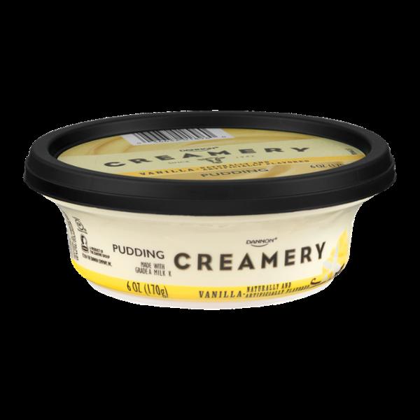 Dannon® Creamery Vanilla Pudding