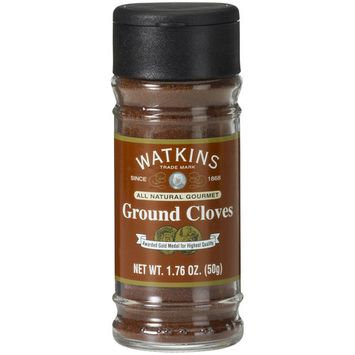 Watkins Ground Cloves, 1.76 oz