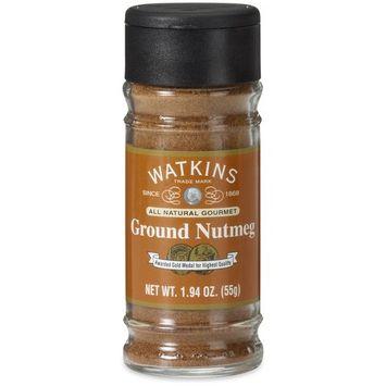 Watkins Ground Nutmeg, 1.94 oz