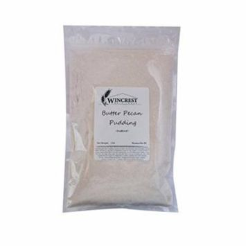 Gelatin (Jello) & Pudding (Instant Butter Pecan Pudding, 1 LB)
