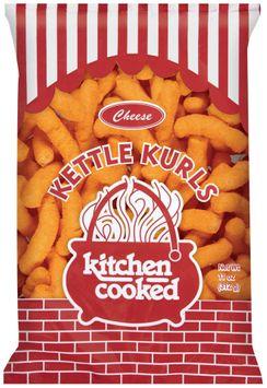 Kitchen Cooked Cheese Kettle Kurls