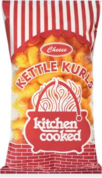 kitchen cooked cheese kettle kurls $119 prepriced