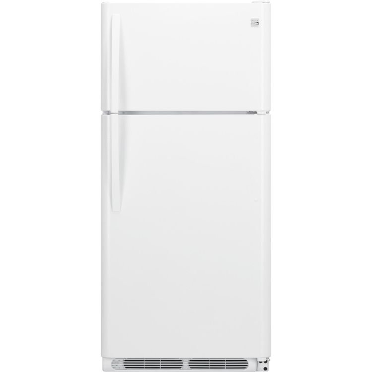 Kenmore 20.4 cu. ft. Top Freezer Refrigerator - White