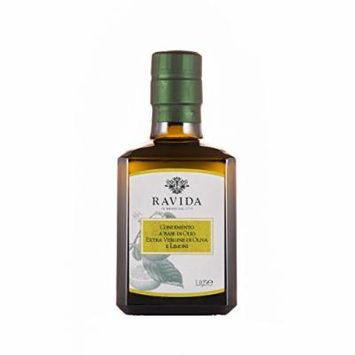 RAVIDA Sicilian Extra Virgin Olive Oil with Lemon - 8.45 fl oz.