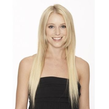 Remy Evita 100% Human Hair Six Piece Clip In Extension 14 Inch Color 4