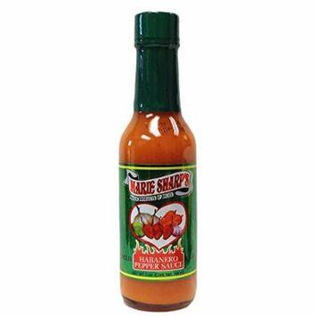 Marie Sharp's Mild Habanero Pepper Sauce (Pack of 5)